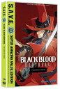 BLACK BLOOD BROTHERS 廉価版DVD 全12話 290分収録 北米版