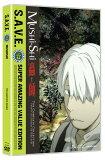蟲師 廉価版 DVD (全25話 625分収録 北米版 01)