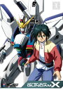 機動新世紀ガンダムX 1 DVD (01-19話 475分収録 北米版 16)