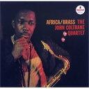 【新品LP】 180g盤ジョン・コルトレーン「アフリカ/ブラス」