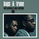【新品レコード】180g,45回転,2枚組ミルト・ジャクソン&ジョン・コルトレーン「Bags & Trane」