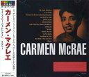 藝人名: M - カーメン・マクレエ オール・ザ・ベスト(CD)