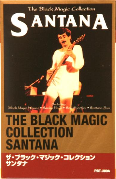 【新品カセットテープ】ザ・ブラック・マジック・コレクション/サンタナ