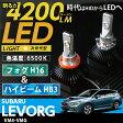 スバル レヴォーグ[LEVORG VM4/VMG]専用4200ルーメン LEDハイビーム&フォグランプキットCREE社製LED/4200ルーメン 色温度:6500K 冷却ファン搭載 アルミヒートシンク H8/H10/H11/H16 HB3/HB4