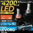 スバル レヴォーグ[LEVORG VM4/VMG]専用4200ルーメン LED- HB3ハイビームランプ CREE社製LED/色温度:6500K 冷却ファン搭載 アルミヒートシンクケース