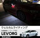 スバル レヴォーグ【LEVORG 型式:VM型】ウェルカムライティング【SHINING SPEED商品】