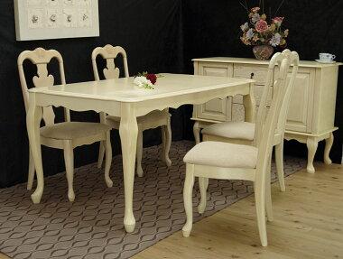 クイーンアン様式の食卓テーブル