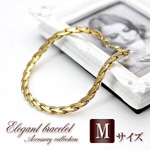 ゴールド ブレスレット シンプル チェーン パケット アクセサリー プレゼント