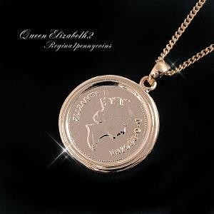 ネックレス ゴールド エリザベス ゴールゴコイン