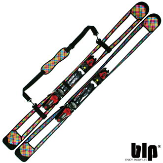 BLP SKI SOLE GUARD dedicated ski snowboard! MIXCHK (check mix) 2-1 set!