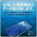【送料無料】【携帯電話修理受付】水没携帯データ復旧修理