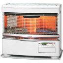 トヨトミ 赤外線と温風のダブル暖房 FF式ストーブ(木造〜18畳/コンクリート〜29畳) FR-S70D リビルト品