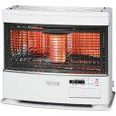 トヨトミ 赤外線と温風のダブル暖房 FF式ストーブ(木造〜1...