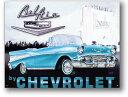 シボレー ベルエア 57年式 ドライブインシアター アメリカ...