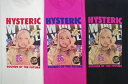 HYSTERIC GLAMOUR ヒステリックグラマー SOUND OF FUTURE pt T-SH