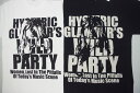 HYSTERIC GLAMOUR WILD PARTYプリントTシャツ