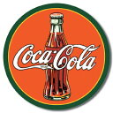 1069Coka-Cola Cokeコカコーラ コーク ボトルアメリカン雑貨 ブリキ看板Tin Sign ティンサイン3枚以上で送料無料!