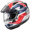 【ヘルメット】 ARAI ASTRAL-X CURVE レッド RED 赤 61-62cm フルフェイス アストラルX アストラルエックス カーブ