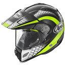 【ポイント10倍】【ヘルメット】ARAI TOUR-CROSS3 MESH イエロー YELLOW 黄 59-60cm アライ オフロード ツアークロス3 メッシュ