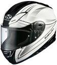 【送料無料】【ポイント10倍】【ヘルメット】 OGK エアロブレード3 リネア パールホワイト 57-58 (Mサイズ) フルフェイス オージーケー AEROBLADE-3 LINEA