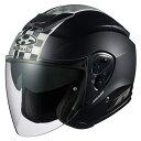 【送料無料】【ポイント10倍】【ヘルメット】 OGK ASAGI SPEED フラットブラック XLサイズ オープンフェイス オージーケー アサギ スピード