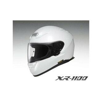 SHOEI(쇼웨이) XR-1100(X 아르-1100) 칼라:화이트, 사이즈:XL(61cm)