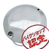 【パルシングカバー】 ZEPHYR ゼファー400 ポリッシュ ポイントカバー エンジンカバー クランクケースカバー