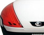 【ポイント10倍】【リアボックス】 COOCASE クーケース V50 リフレックス SL パールホワイト 50L CN55110