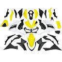 【訳あり】【カウル セット】 YZF-R3 EBL-RH07J YZFR3 R3 黄/白/黒 外装セット カウル 外装 フェンダー フロントフェンダー フロントカウル サイドカウル インナーカウル インナーカバー イエロー ホワイト ブラック【新品未使用】