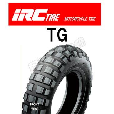 【タイヤ】IRC TG 121907 前後共通 タイヤ 3.50-8 2PR WT 前輪 フロント FRONT 後輪 リア REAR 兼用 チューブタイプ