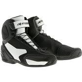 【シューズ】【alpinestars】 SP-1 SHOES ブラック/ホワイト BLACK/WHITE 黒/白 サイズ:43 (27.5cm) アルパインスターズ
