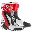 【ポイント10倍】【送料無料】【ブーツ】【alpinestars】 SMX PLUS BOOT 1015 ブラック/レッド/ホワイト 黒/赤/白 BLACK/RED/WHITE 43 (27.5cm) アルパインスターズ aスター エースター