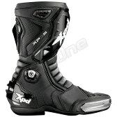【送料無料】【ポイント10倍】【ブーツ】【Xpd】 XPN018 XP-3S レーシングブーツ BLACK ブラック 黒 27.5cm (43) エックスピーディー RACING BOOT シューズ SHOES