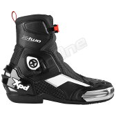 【送料無料】【ポイント10倍】【ブーツ】【Xpd】 XPN021 X-TWO レーシングブーツ BLACK/WHITE ブラック/ホワイト 黒/白 26.5cm (42) エックスピーディー RACING BOOT シューズ SHOES