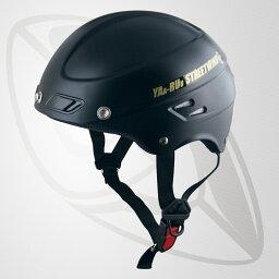 送料無料!【SG規格認定】【125cc以下対応】【Freeサイズ】半キャップ/ハーフヘルメット マッドブラック(bstr-z)デザイン性を追求 斬新なフォルム 【サイズ 58~59cm】