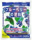 【花ごころ】 ブルーベリーの肥料 500g ブルーベリーが好む酸性に調整された肥料 有機質肥料の魚粉や油かす配合 植物の生育をしっかりサポート。 果樹 園芸 ガーデニング ブルーベリージャム 【RCP】