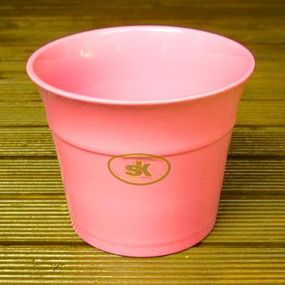 鉢カバードイツオリンポスローズ14cm4号鉢用ハイドロカルチャー(水耕栽培)に最適な植木鉢(容器)お