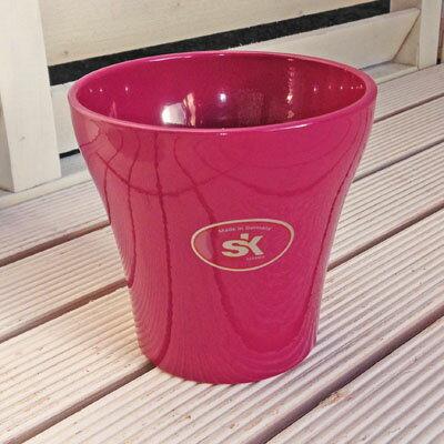 ドイツ製鉢カバールッカベリー11cm3号鉢用ハイドロカルチャー(水耕栽培)に最適な植木鉢(容器)おし