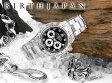 オラオラ系☆ヤクザ☆ヤンキー☆オラオラ☆悪羅悪羅☆1年間保証付☆8石ダイヤモンド付☆クロノグラフ腕時計007銀☆自動巻き☆手巻き☆防水☆腕時計☆ちょいワル☆悪羅悪羅系