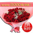 【母の日不可】バラ花 還暦祝いに!人気商品の赤バラ花束60本+かすみ草の花束!80本、100本花束と調整も可能!無料のメッセージカード付き 記念日 バラ花束ギフト 誕生日 薔薇 ローズ 発表会 敬老の日 バラ生花 プロポーズはバラの花束で