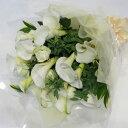 カラーとバラの花束 M size【結婚祝い 花】【結婚記念日 花】