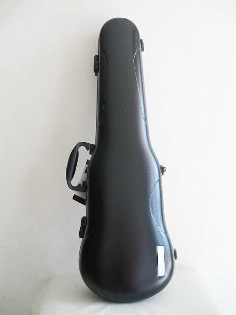 GEWA ゲバ / Idea air1.7(1.7 shaped)Black matt 艶無なし 4/4サイズ用 バイオリン用ケース