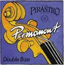 Pirastro ピラストロ / Permanent パーマネント(コントラバス弦 GDAEセット)【smtb-tk】