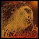 Pirastro ピラストロ / Evah Pirazzi GOLD VIOLA(エバピラッチ ゴールド ビオラ弦 セット)【smtb-tk】