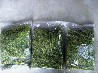 ★ high quality ★ クリスマスバーレー of alfalfa (pasture ) 3 kg, (500 g × 6 bag )