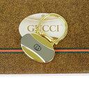 【中古】グッチ(Gucci)バッグチャーム キーリングファッションキーホルダー(ゴールド,シルバー)07FA917