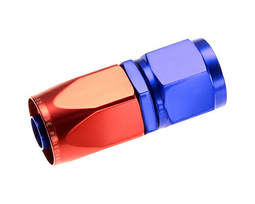 REDHORSE (레드 호스) 호스 끝 # 08 스트레이트 RED/BLUE