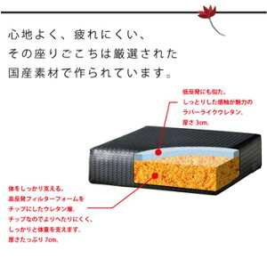 hanaloloPlusスツール国産レザー【RCP】