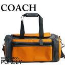 コーチ COACH バック ショルダーバッグ メンズ アウトレット レザー F56875 LL6 オレンジ×黒 コーチ COACH メンズ MMM