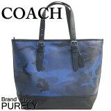 コーチ COACH メンズ トートバッグ F57565 LLL カモフラ−ジュ ヘンリー トート バッグ 迷彩 コーチ COACH メンズ BJ MMM